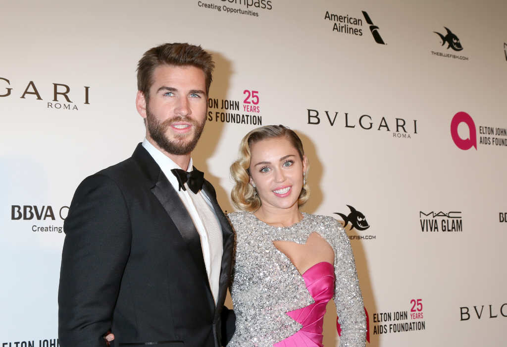 Cerai, Liam Hemsworth Harapkan Kesehatan dan Kebahagiaan untuk Miley Cyrus