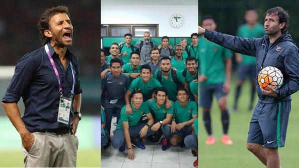 5 Potret Kenangan Luis Milla Bersama Timnas Indonesia