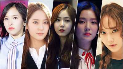 5 Idola KPop yang Dijuluki Ice Princess