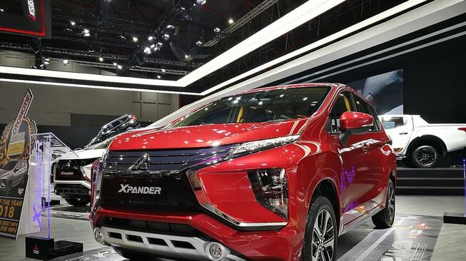 Kolaborasi Xpander Mitsubishi-Nissan Menantang Avanza-Xenia