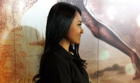 Wanita Ini Miliki Wajah Paling Proporsional di Indonesia