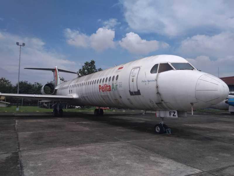 Pesawat Rp 5,3 M yang Dijual Lewat Facebook Pernah Dipakai Pelita Air