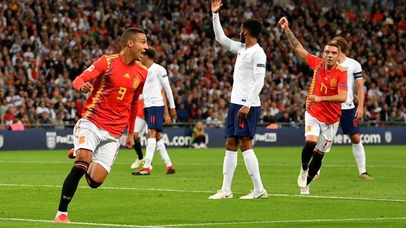 Rekor yang Tercipta dan Terhenti dalam Laga Inggris versus Spanyol