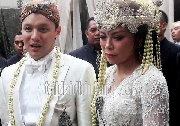 Moreno Soeprapto dan Noorani Sukardi Menikah, Ini Nasehat dari Orang Tua