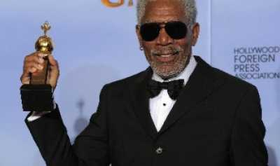 Morgan Freeman Raih SAG Life Achievement