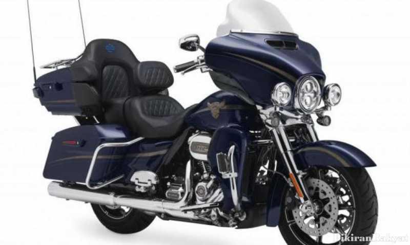 5 Sepeda Motor Berbobot Paling Berat