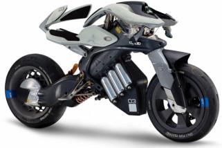 Yamaha Motoroid, Motor robot yang Bisa berinteraksi dengan Manusia