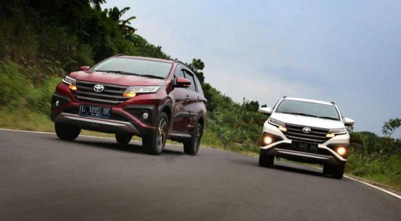 All New Rush Akhirnya Berhasil Tumbangkan Honda HR-V dari Tahta Low SUV