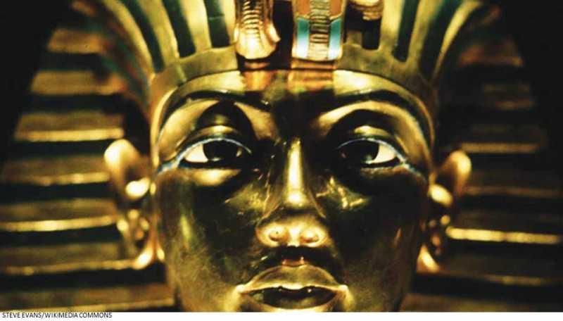 Mumi Pengkhotbah Mesir Berusia 2.500 Tahun Ditemukan dalam Peti Mati