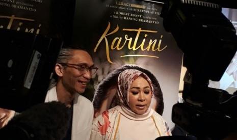Melly dan Anto Gugup Garap Soundtrack Film Kartini