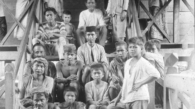 Sejarah Kampung Arab Manado, Tempat Lahir Bahar bin Smith