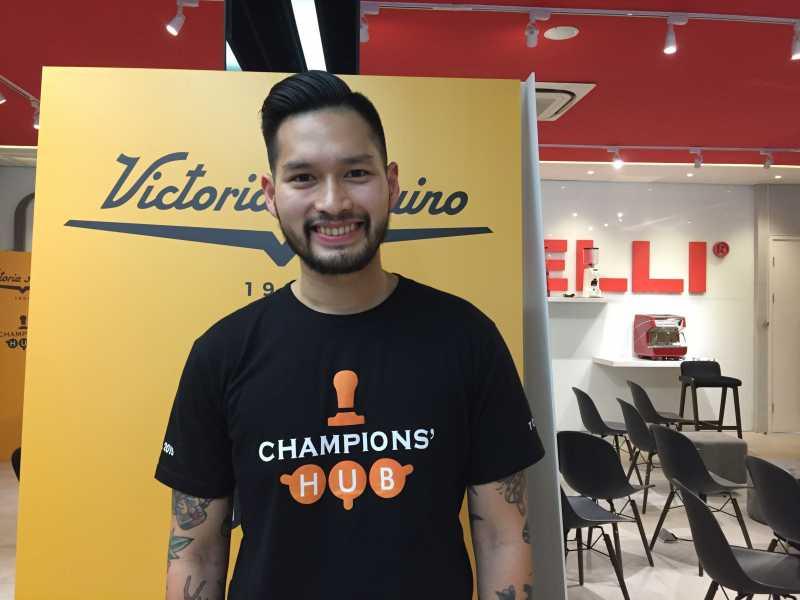 Berkenalan Dengan Barista Ganteng Mikael Jasin Wakil Indonesia Di World Barista Championship 2019