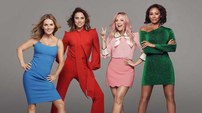 Mel B Sebut Spice Girls Sedang Persiapkan Album Baru