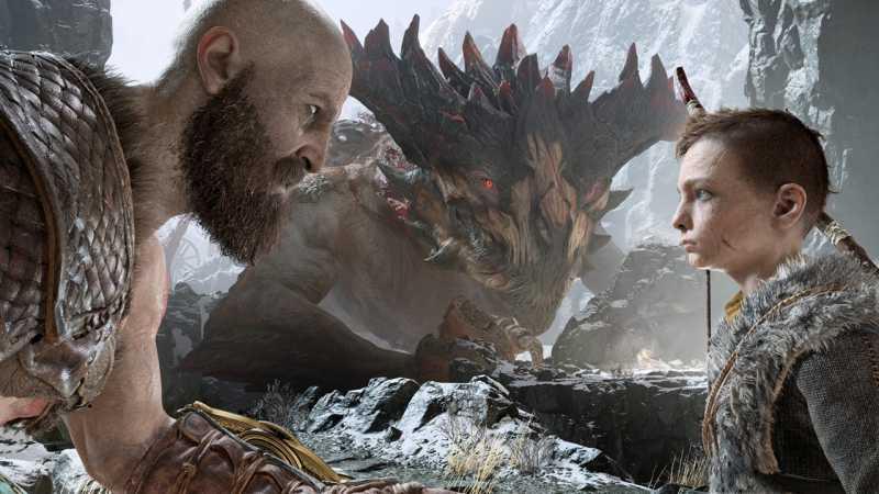 Resmi, Game God of War Baru Dirilis 20 April di PlayStation 4