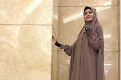 Nadya Almira Curhat di Instagram Soal Ray Rendy Suaminya Menikah Lagi