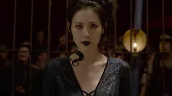Gimik J.K Rowling dalam Karakter Nagini di Harry Potter
