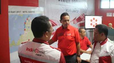 Telkom perkuat kehadiran WiFi.id di Banten
