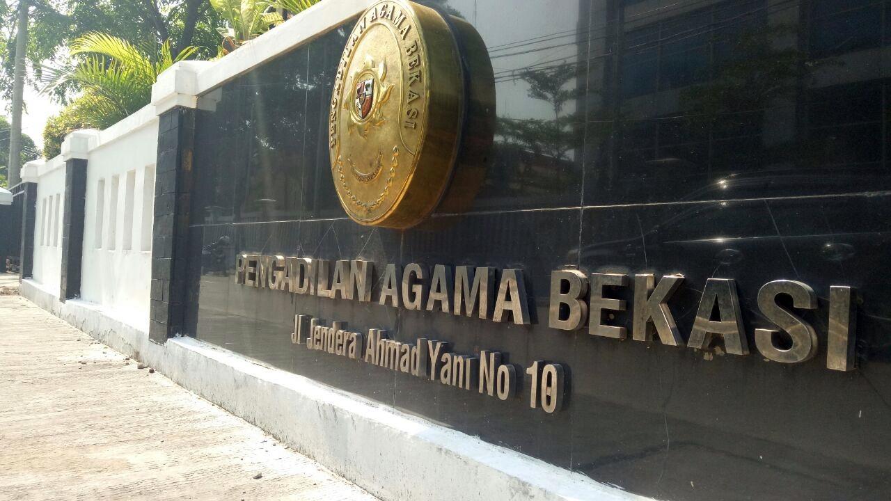 Aneka Penyebab Cerai di Kota Bekasi: Zina, Poligami, Hingga Ekonomi