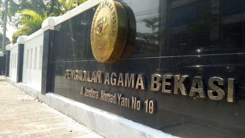 Penyebab Cerai di Bekasi: Zina, Poligami dan Ekonomi