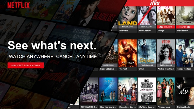 Disneyvs Netflix, Babak Baru Pertarungan Dua Raksasa Streaming