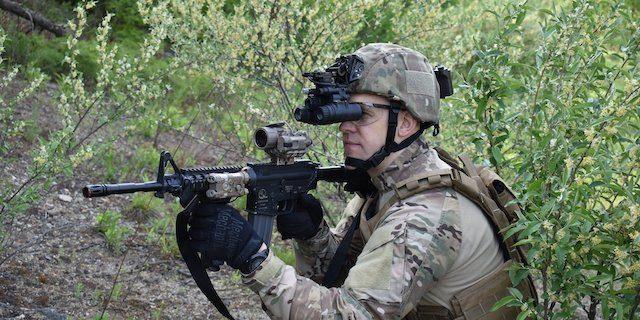 """Unik! Tentara AS Belajar Perang Seperti """"Dengar Musik"""""""