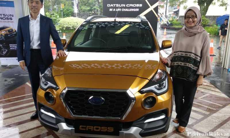 New Datsun Cross Diperkenalkan di Bandung