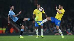 Gol Tunggal Neymar Antar Brasil Kalahkan Uruguay