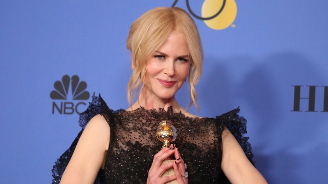 Kiprah Nicole Kidman di 2018: Film Boy Erased, Aquaman, & Destroyer
