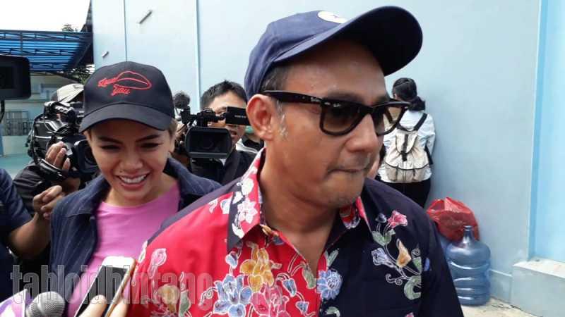 Polisikan Nikita Mirzani, Dipo Latief Akui Alami Penganiayaan di Tubuh dan Wajah