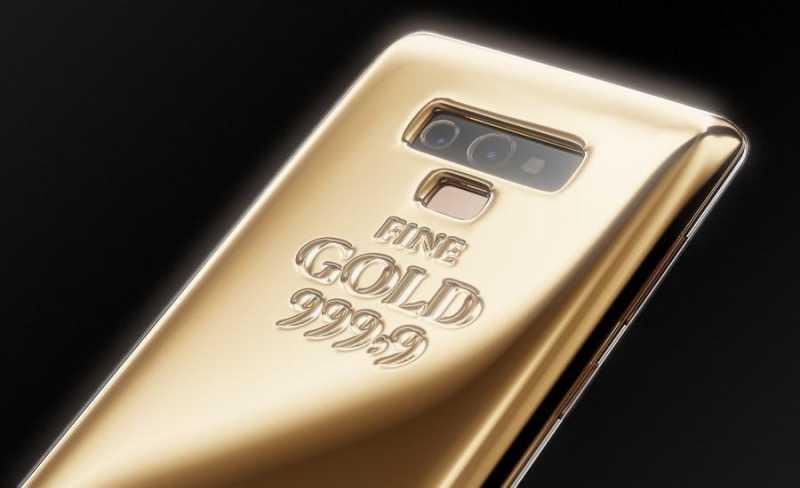 Galaxy Note 9 Caviar Dihargai Nyaris Rp 1 Miliar