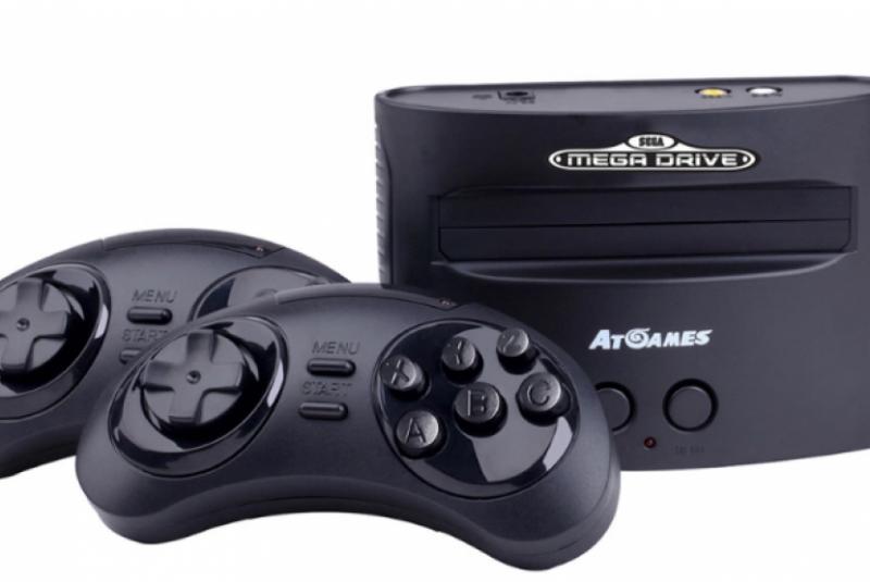 Sega Luncurkan Mega Drive Mini untuk Bernostalgia