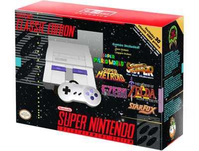 Nintendo Resmi Rilis SNES Mini Tahun Ini