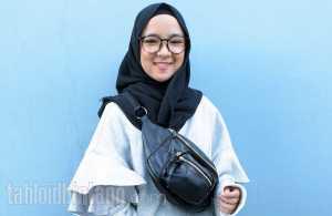 5 Gaya Fashion Kasual Nissa Sabyan yang Menggemaskan, Mudah Banget Ditiru