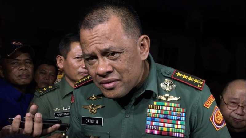 Tanggapan Panglima TNI soal Cuitan Twitter Nikita Mirzani