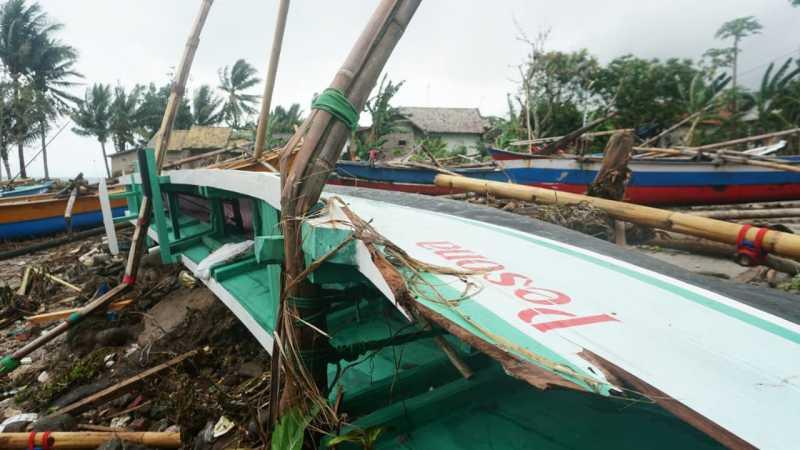 Cerita Nelayan Terdampar 18 Jam di Pulau Sekitar Krakatau Saat Tsunami