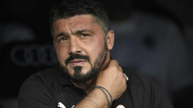 Manajemen AC Milan Jamin Gattuso Tak Akan Dipecat