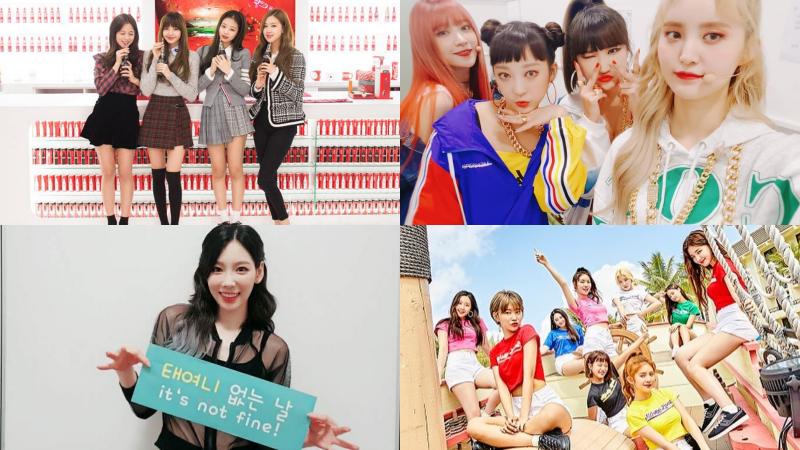 4 Idola K-Pop Wanita yang Comeback di Bulan Juni