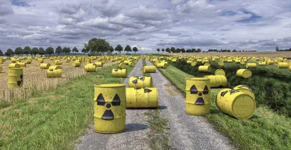 5 Tempat yang Memiliki Tingkat Radioaktif Paling Tinggi