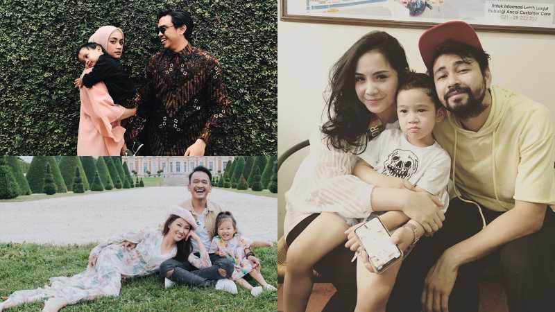 5 Keluarga Artis yang Rajin Nge-vlog di YouTube
