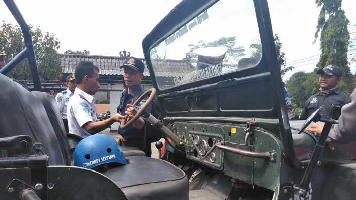 Gawat, Ternyata Banyak Jeep Wisata Merapi yang Tak Layak Jalan