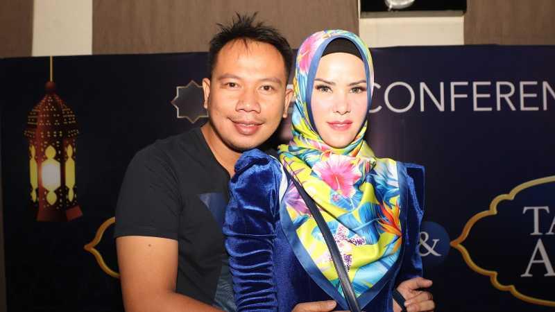 Angel Lelga dapat Hadiah Mobil Senilai Rp 2 Miliar dari Vicky Prasetyo