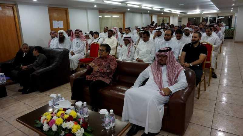 Bahasa Indonesia Ditargetkan Jadi Bahasa Kedua di Arab Saudi
