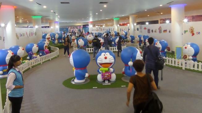 Sudah Tahu Belum, Jika di Indonesia Ada Rumah Serba Doraemon?