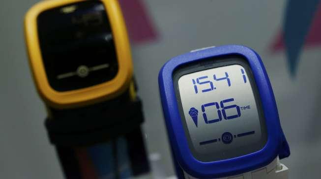 Swatch Tuding Samsung Plagiat Desain Jam Tangan