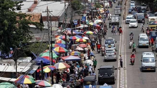 Jalan Jatibaru untuk Pedagang Kaki Lima, Polisi Periksa Biro Hukum DKI