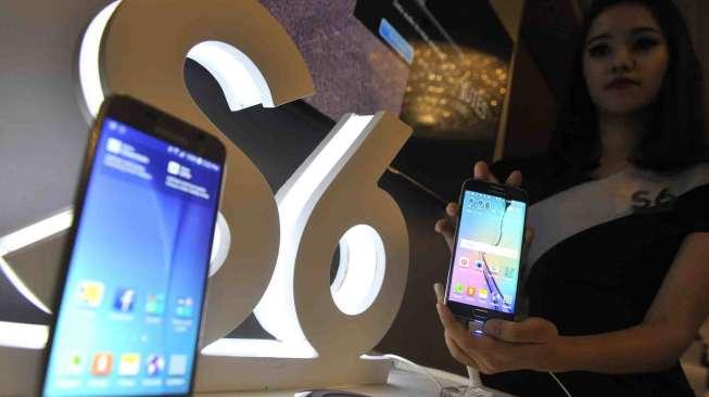 Samsung Galaxy S6 Terbakar, Lukai Tangan Penggunanya