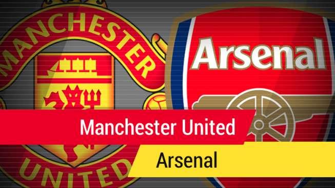 Prediksi Manchester United vs Arsenal di Liga Inggris Malam Ini