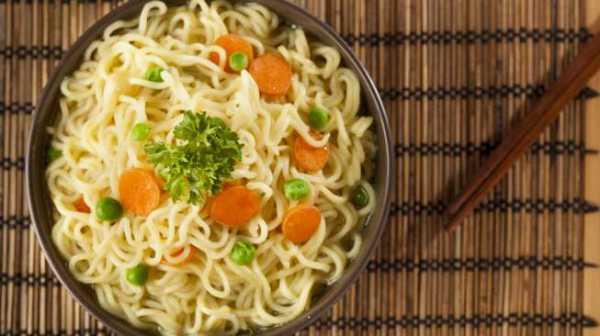 Jepang Membuat Mie Instan yang Diklaim Sehat Bagi Tubuh, Seperti Apa?