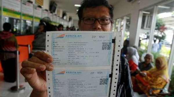 Tiket Kereta Api Lebaran Jakarta - Madiun Sudah Ludes Terjual