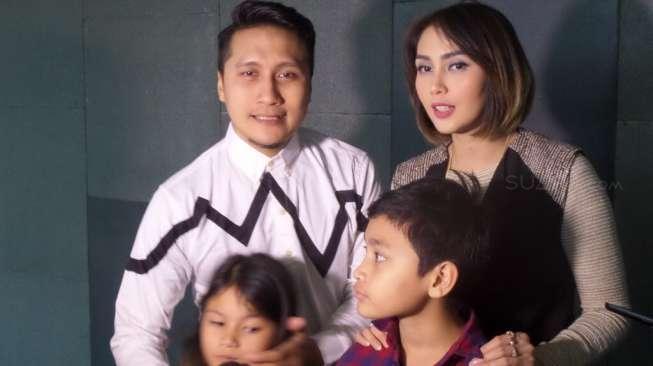 Ini Trik Arie Untung-Fenita Agar Rumah Aman Saat Ditinggal Mudik